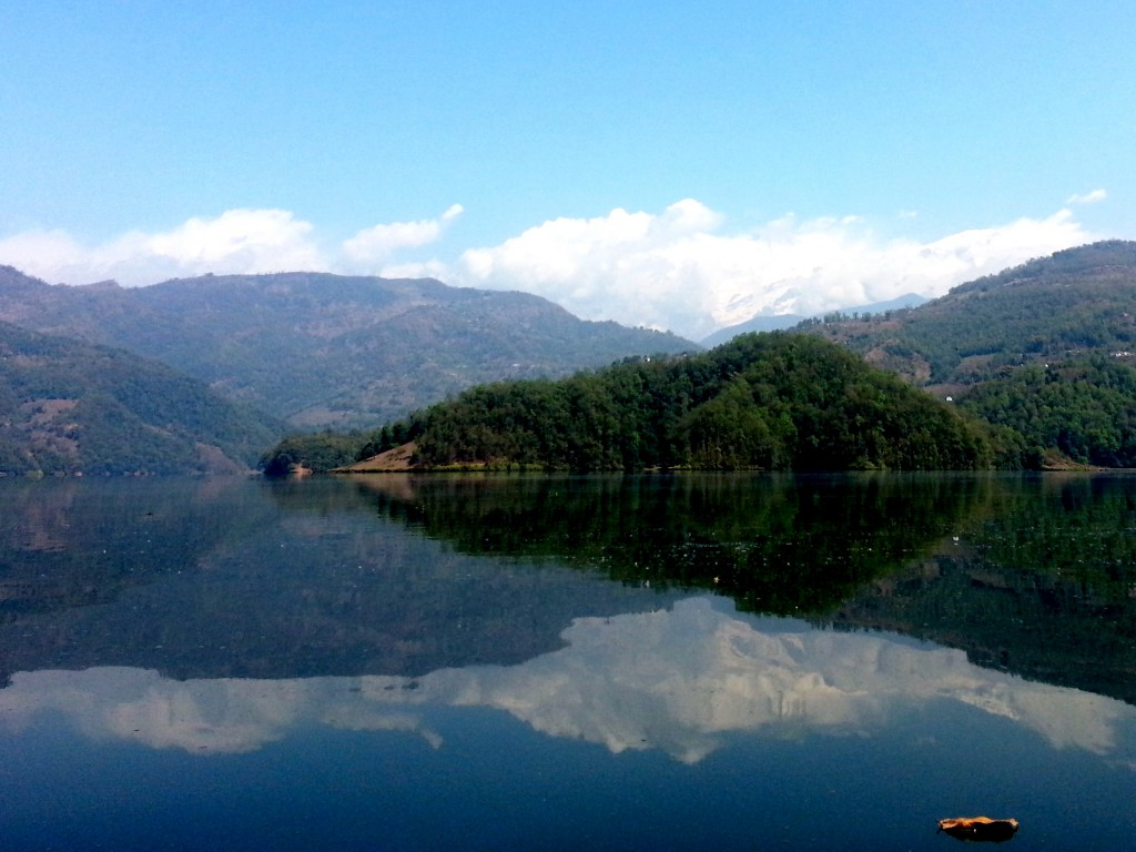 Annapurna reflections