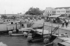 Sibu-town-riverside-stall
