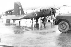 Beaver reconnaissance aircraft