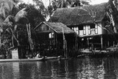 Water-Dyak-House