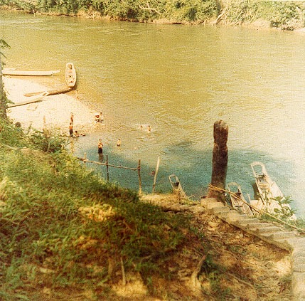 Nanga-Gat-River