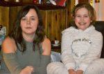Kacie and her Mummy
