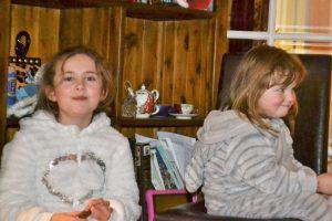 Olivia & Kacie